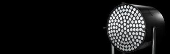 LED Tageslichtstrahler Hochleistungsscheinwerfer Tagungsscheinwerfer MLS M10