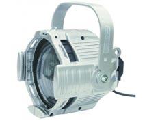 StudioPAR GKV 600W silber mit 4xWechsellinsen