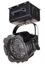 StudioPAR MSR 575 mit 4xWechsellinsen